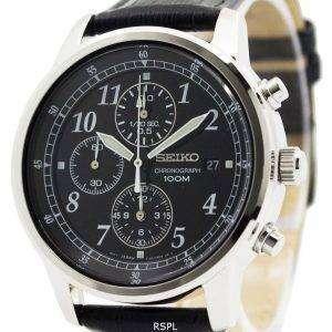 Reloj Seiko cronógrafo SNDC33P1 SNDC33 SNDC33P varonil