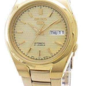 Reloj Seiko 5 Automatic 21 joyas SNK610K1 SNK610K de los hombres
