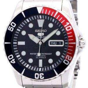 Seiko Automatic Divers 23 joyas 100 m reloj SNZF15K1 SNZF15K