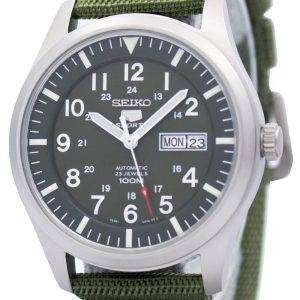 Reloj Seiko 5 Sports automático militar SNZG09K1 SNZG09 SNZG09K varonil