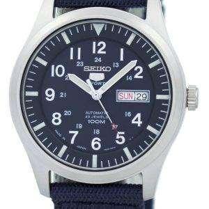 Seiko Automatic deportes reloj SNZG11J1 SNZG11J SNZG11 hombres