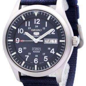 Seiko 5 Sports automático SNZG11K1 SNZG11 SNZG11K hombres reloj