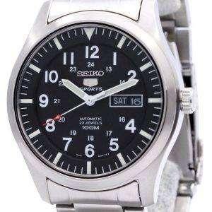reloj Seiko 5 Sports automático SNZG13K1 SNZG13 SNZG13K hombres