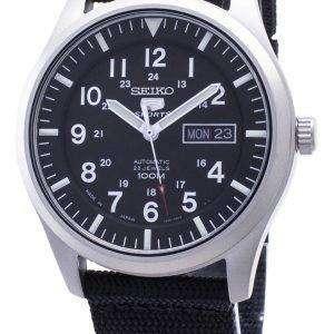 Seiko Automatic deportes reloj SNZG15J1 SNZG15J SNZG15 hombres