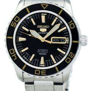 Seiko Automatic deportes reloj SNZH57J1 SNZH57 SNZH57J hombres