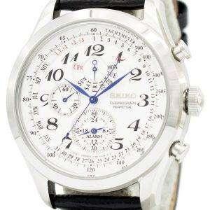 Reloj Seiko cronógrafo calendario perpetuo SPC131P1 SPC131P hombres
