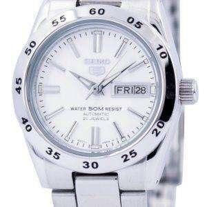 Reloj de mujer Seiko 5 automático 21 joyas SYMG35 SYMG35K1 SYMG35K