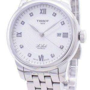 Tissot T-Classic Le Locle T006.207.11.036.00 T0062071103600 Reloj automático para mujeres
