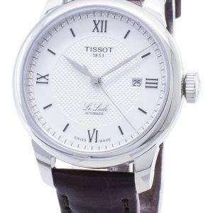 Tissot T-Classic Le Locle T006.207.16.038.00 T0062071603800 Reloj automático para mujeres