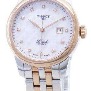 Tissot T-Classic Le-Locle T006.207.22.116.00 T0062072211600 Reloj automático para mujeres