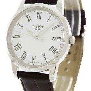Reloj Tissot T-Classic Classic Dream Quartz T033.410.16.013.01 T0334101601301 para hombre