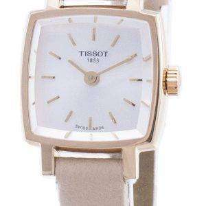 Tissot T-Lady Lovely Square T058.109.36.031.00 T0581093603100 Reloj de cuarzo para mujer