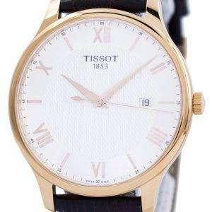 Tissot T-Classic Tradition cuarzo T063.610.36.038.00 T0636103603800 reloj para hombre