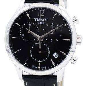 Tissot Tradition Chronograph T063.617.16.057.00 T0636171605700 Reloj para hombre