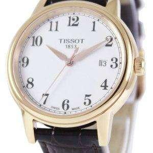 Reloj para hombre Tissot T-Classic Carson Quartz T085.410.36.012.00 T0854103601200