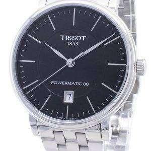 Tissot T-Classic Carson Premium Powermatic 80 T122.407.11.051.00 T1224071105100 Reloj automático para hombres