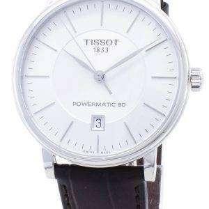 Tissot T-Classic Powermatic 80 T122.407.16.031.00 T1224071603100 Reloj automático para hombres