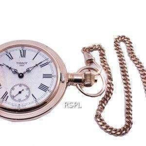 Tissot T-Pocket Savonnette Mechanical T864.405.99.033.01 T8644059903301 Reloj de bolsillo automático