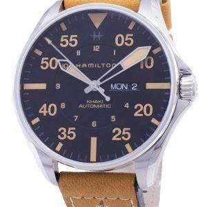 Hamilton Khaki Pilot H64725531 Reloj analógico automático para hombre