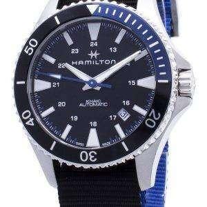 Hamilton Khaki Scuba H82315931 Reloj automático analógico para hombre