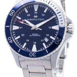 Hamilton Khaki Navy Scuba H82345141 Reloj analógico automático para hombre