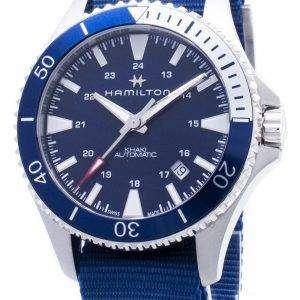 Hamilton Khaki Navy Scuba H82345941 Reloj automático analógico para hombre
