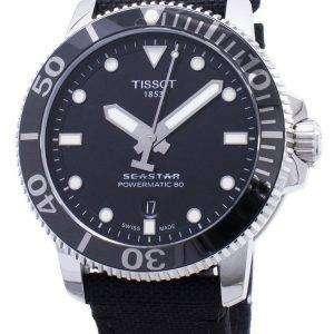 Reloj Tissot T-Sport Seastar 1000 T120.407.17.051.00 T1204071705100 Automático 300M para hombre