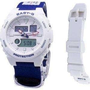 Reloj para mujer Casio Baby-G BAX-125-2A BAX125-2A Edición limitada con gráfico de mareas