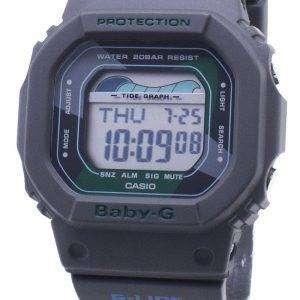 Reloj Casio Baby-G G-Lide BLX-560VH-1 BLX560VH-1 Tide Graph 200M para mujer
