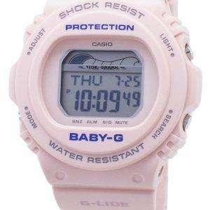 Reloj Casio Baby-G G-Lide BLX-570-4 BLX570-4 resistente a los golpes 200M para mujer