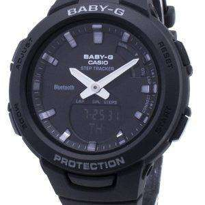 Reloj Casio Baby-G G-SQUAD BSA-B100-1A Step Tracker Bluetooth para mujer