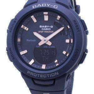 Reloj Casio Baby-G G-SQUAD BSA-B100-2A Step Tracker Bluetooth para mujer