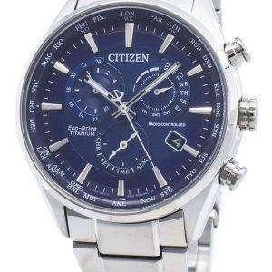 Citizen Eco-Drive CB5020-87L Reloj de hombre con calendario perpetuo controlado por radio