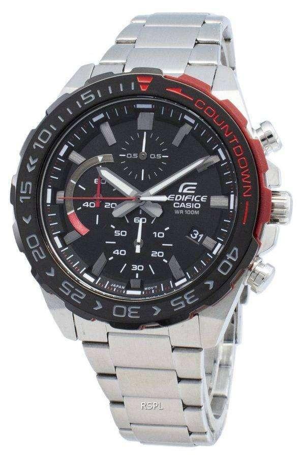 Casio Edifice EFR-566DB-1AV EFR566DB-1AV Cronógrafo Reloj de cuarzo para hombre
