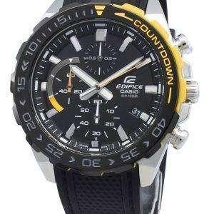 Casio Edifice EFR-566PB-1AV EFR566PB-1AV Cronógrafo Reloj de cuarzo para hombre