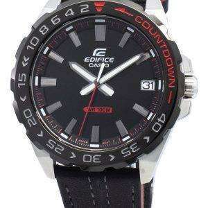 Reloj de cuarzo Casio Edifice EFV-120BL-1AV EFV120BL-1AV para hombre