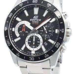 Casio Edifice EFV-570D-1AV EFV570D-1AV Cronógrafo Reloj de cuarzo para hombre