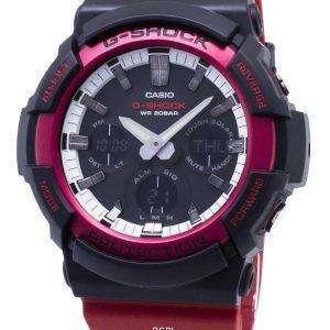 Reloj Casio G-Shock GAS-100RB-1A GAS100RB-1A Solar 200M para hombre