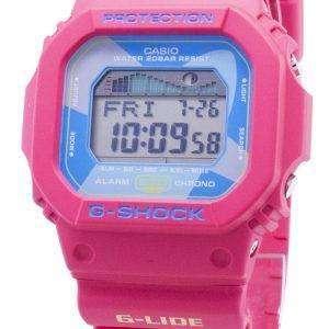 Reloj Casio G-Shock G-Lide GLX-5600VH-4 GLX5600VH-4 Chrono Moon Data 200M para hombre