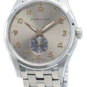 Hamilton Jazzmaster Thinline H38411180 Pequeño segundo reloj de cuarzo para hombre