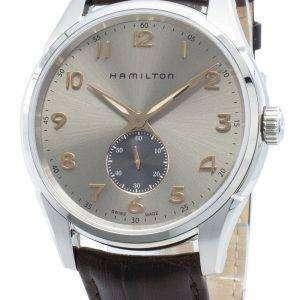 Hamilton Jazzmaster Thinline H38411580 Reloj de cuarzo para hombre