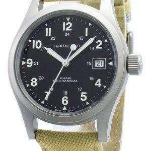 Reloj Hamilton Khaki Field H69439933 automático para hombre