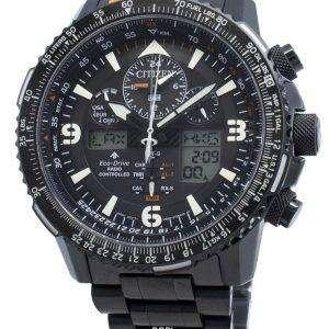 Reloj Citizen Promaster JY8085-81E Eco-Drive Radio Controlado Analógico Digital 200M Hombre