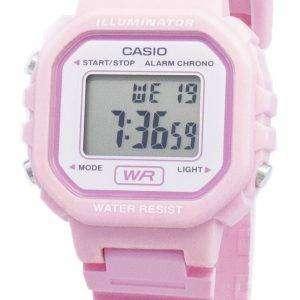 Casio Youth LA-20WH-4A1 LA20WH-4A1 Reloj digital de cuarzo para mujer