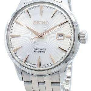 Reloj Seiko Presage SARY13 SARY137 SARY1 23 Joyas Automático Hecho en Japón para Hombre