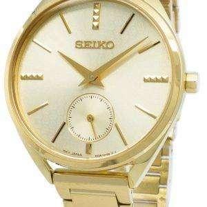 Seiko Conceptual SRKZ50P SRKZ50P1 SRKZ50 Reloj de cuarzo de edición especial para mujer