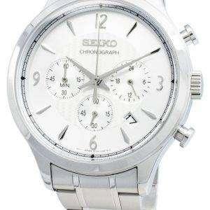 Seiko Chronograph SSB337P SSB337P1 SSB337 Reloj de cuarzo para hombre