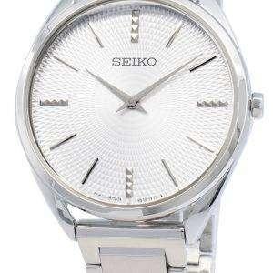 Seiko Conceptual SWR031P SWR031P1 SWR031 Reloj analógico de cuarzo para mujer