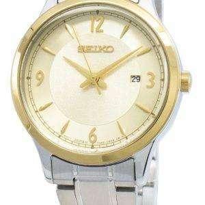 Seiko SXDH04P SXDH04P1 SXDH04 Edición especial Reloj de cuarzo para mujer