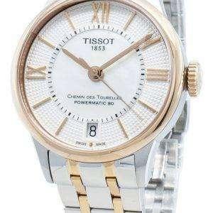 Tissot Chemin Des Tourelles T099.207.22.118.02 T0992072211802 23 Joyas Reloj automático para mujer